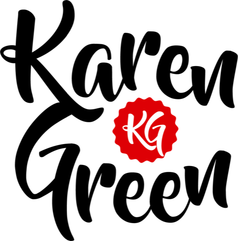 the karen green logo